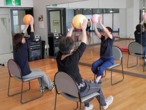 シニアのための健康体操